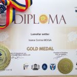 Medalia de aur EUROINVENT 2016