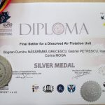 Medalia de argint EUROINVENT 2016