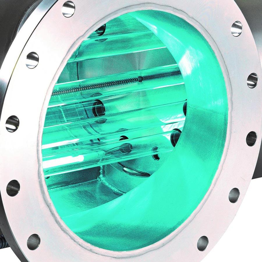 Sisteme UV pentru dezinfecția apei