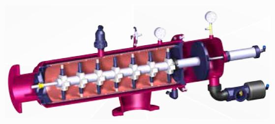 Filtru hidraulic