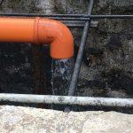 10. Evacuarea apei din decantorul lamelar